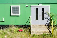 Portable cabin Stock Photography