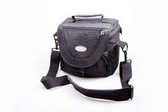 Portable camera bag Stock Image