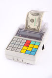 Portable Cash register Stock Photography
