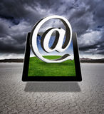 Portable communication Royalty Free Stock Photos
