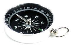 Portable compass stock image