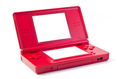 Portable console Stock Image