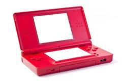 Portable console stock image