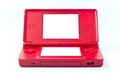 Portable console Royalty Free Stock Photo