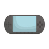 Portable console videogame Stock Photo