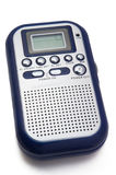 Portable digital radio Stock Photo