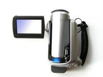 Portable digital video camera Stock Photo