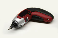 Portable drills Royalty Free Stock Images