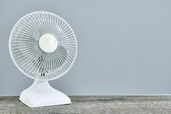 Portable Electric Fan Stock Images