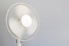 Portable Electric Fan. A studio photo of a portable electric fan Stock Image