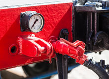 Portable electric power plant Royalty Free Stock Photography