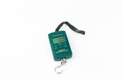 Portable Electronic Scale isolated Stock Photography