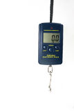 Portable Electronic Scale isolated Royalty Free Stock Photo
