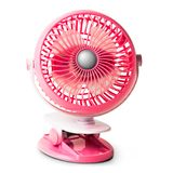 Portable fan isolated Stock Image