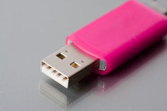 Portable flash disk drive USB Royalty Free Stock Photo
