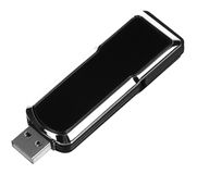 Portable flash usb drive memory Stock Photo