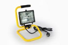 Portable floodlight Stock Photos