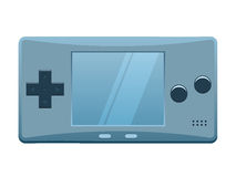 Portable games console Stock Image