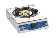 Portable gas stove Stock Images