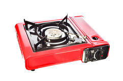 Portable Gas Stove Royalty Free Stock Photo
