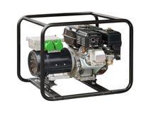 Portable generator Stock Photos