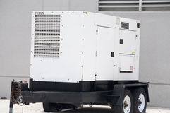 Free Portable Generator Unit Royalty Free Stock Photography - 20164857