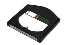 Portable Hard Disk Stock Image