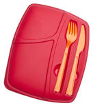 Portable Lunch Royalty Free Stock Images