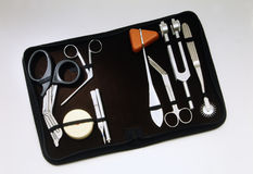 Portable Medical Kit Royalty Free Stock Image