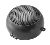 Portable mini speaker. Stock Photography