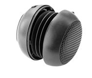 Portable mini speaker. Royalty Free Stock Images