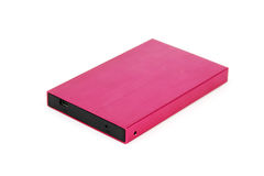 portable mobile dur externe de disque Photos stock