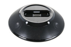 Portable music loudspeaker Royalty Free Stock Photography