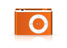 Free Portable Music Player Royalty Free Stock Image - 25823826