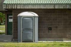Portable Outdoor Toilet Stock Photos