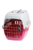 Portable pet carrier Stock Photography