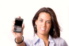 Portable phone Royalty Free Stock Image