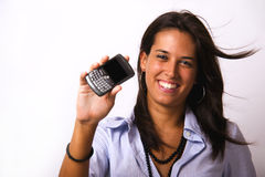 Portable phone Stock Photo