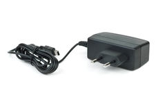 Portable power adaptor Stock Image