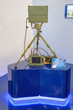 Portable radar station Stock Photos