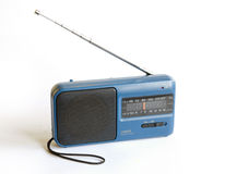 Portable radio Stock Photo
