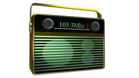 Portable radio Stock Photos