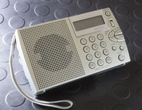 Portable radio Royalty Free Stock Image