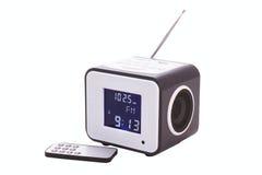 Portable radio receiver Royalty Free Stock Photography