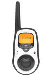 Portable radio transceiver. 3d rendering Royalty Free Stock Images