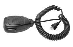 Portable radio transmitter Royalty Free Stock Image