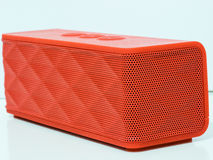 Portable speaker Royalty Free Stock Photography