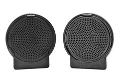 Portable speakers Royalty Free Stock Images