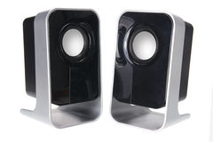 Portable Speakers Stock Photos