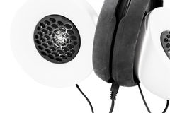 Portable speakers Royalty Free Stock Photo